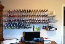 Need for my new craft area ! / by Janie McKISSICK