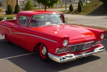 Ranchero's, El camino's,and the like / Almost a truck / by Randy Cobb
