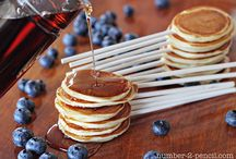 Recipes - BREAKFAST & BRUNCH / by Lyuba @ Will Cook For Smiles