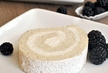 Cake Rolls / by Teresa Mathews Alvarado