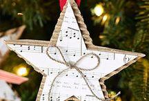 Christmas Ornaments / by Leah Hazelton