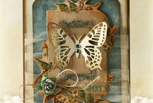 cards / by Pamela K Dickinson-Melieste