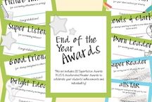 End of the year / by Tracy Holland
