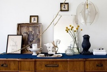 great groupings / displaying collections | styling inspiration / by Melissa Galvin