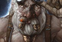 illustrations / by Michael Alaev