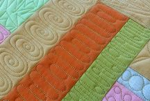 Free Motion Quilting Designs / by Creative Gert