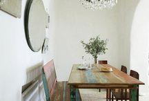 dining room / by Melaine Bennett Thompson