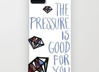 My Designs / projects , prints , tees , mugs , phone cases , etc ! / by Gina Roi