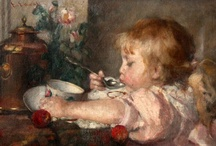 Childhood in Art / by Piroska B