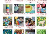 Kids' Crafts / by Elizabeth Coolman