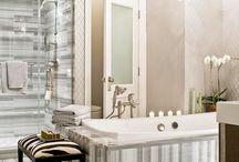 Stylish Bathrooms / by magda reardon