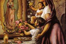 Virgen María / by Benjamin Aguirre