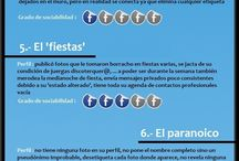Infografias Internet / by VDXonLIne Villa Dolores