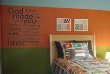Girls' Rooms / by Embracing Him