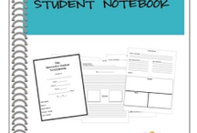 Interactive Notebooks / by The TechKnowledgey Teacher