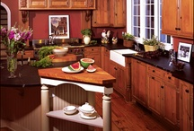 STAGED: Kitchens / by Kyle Wohrle