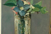 Flores en el arte / by Antoni Jesus Ballester Forteza