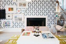 Wallpaper / by Kirsten Nieman @ Restored Style