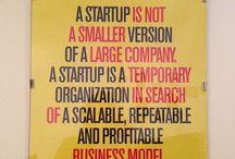 Startup / by Rogerio Wilbert (Notavel)