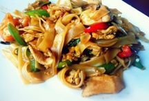 Thai/Taiwanese Dishes / by Taryn Arbogast