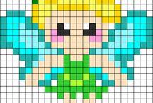 Perler bead pattern / by Sara McAfee