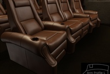 The L Series / by Elite Home Theater Seating