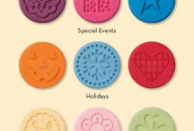 Cookie stamps  / by Petra Leferink