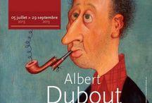Albert Dubout 1905-1976 / cartoonist, illustrator, schilder en beeldhouwer / by Henk van Hooff