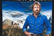 Chuck Norris / by Deb Thomas