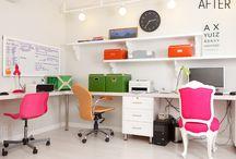 New Office Ideas / by Cindy Murphy