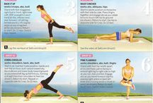 Get fit / by Courtney Moore
