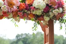 Outdoor Ceremonies / by FoxtailCottage Floral