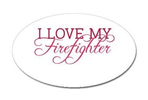<3 my firefighter / by Michelle Milan Burrow