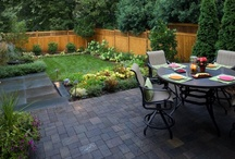 Outdoor Living Spaces & Gardening / by Siobhan Klinger