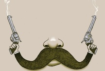 La Moustache / by Stacey Stirling
