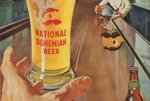 American Beer Posters / by Andrew Dziengeleski