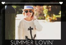 Summer Lovin' / Summer is the perfect time to let a carefree, ethereal vibe takes over your wardrobe and beauty repertoire. Take your style on a summer vacation with these tips from  our expert contributors.  https://alau.me/yk8g3z  / by Glam