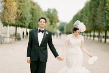 Brides & Grooms / by Andrea Paradowski Photography