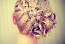 hairstyle / by Daniela A.G.