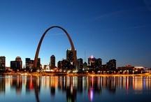 St. Louis then & now / by Susan Hoernschemeyer