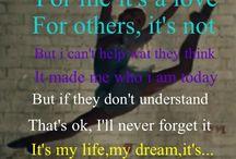 My Passion....My Dreams...My Goals...My Soon to be Reality :) / by Hadiya Kita-Bradshaw