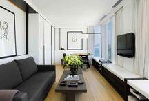 hotel / by Chanaworn Long