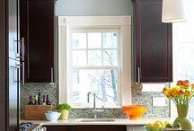 kitchen ideas / by Sara Krauss