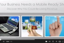 Mobile Website Design / Good Mobile Friendly Websites help you get new leads and customers / by Mobile WebSite Design