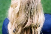 hair styles / by Ashly Pickering
