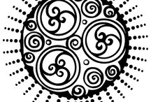 Art - Coloring Pages / by Cheryl Johnson