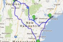 2014 Fall New England States Road Trip / by Shannon Kaufman