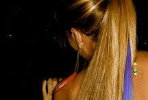 makeup hair and nails / by Ashley Angleman