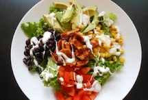 Salads / by Gina Allred