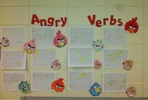 Grammar ideas / by Cordelia Shirley